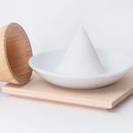 盛り塩 - お祓い