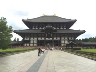 東大寺 奈良の大仏 大仏殿