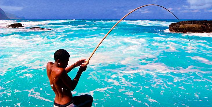 釣り針に秘められたラッキーパワーで幸せを釣り上げろ!