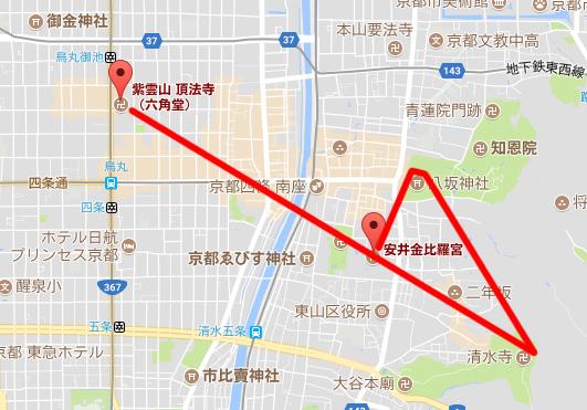 京都恋愛ご利益 最強ルート